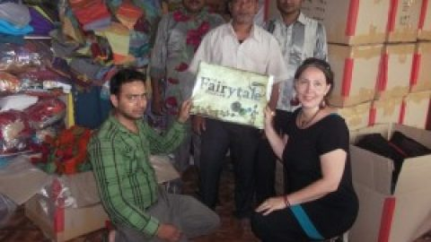 Photovoltaik statt Diesel für Schneiderei in Nepal per Crowdfunding