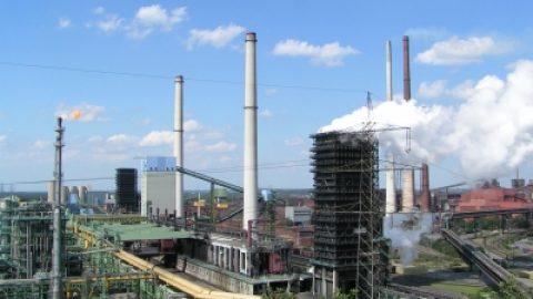 Energiekosten der Industrie im Sinkflug