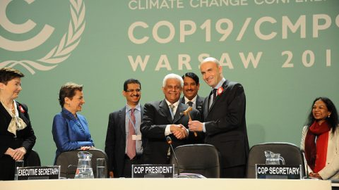 Klimakonferenz: Eklat bei den Verhandlungen und ein abgesetzter Vorsitzender