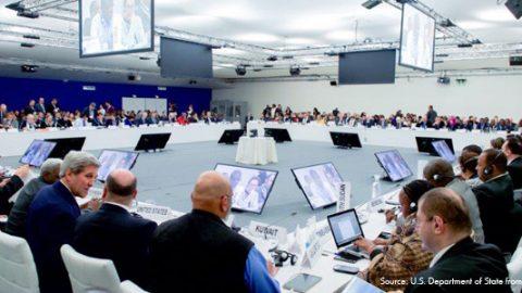 Jetzt geht es ins Detail – Wie geht es weiter mit dem Klimaschutz? #COP 21