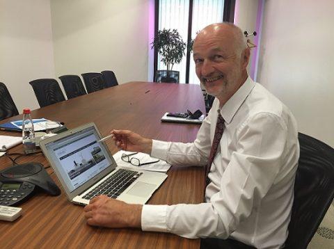 Interview mit Dr. Albrecht Reuter zum Modellprojekt C/sells – technewable