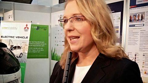 Energieblogger auf der Intersolar – prominenter Besuch und eine Videobotschaft für Gabriel