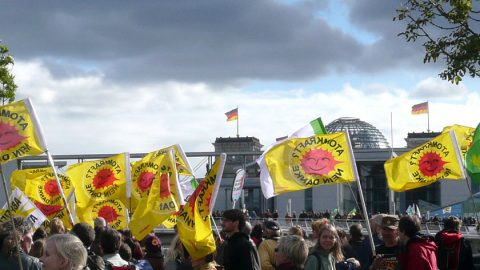 Energiewende-Demo am 30. November in Berlin