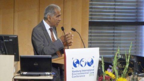 Globale Umweltprobleme und internationales Umweltrecht
