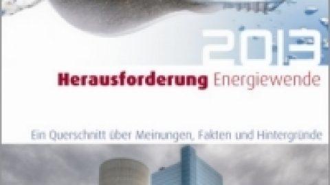 Buch: Herausforderung Energiewende – Ein Querschnitt über Meinungen, Fakten und Hintergründe