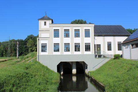 Seit 117 Jahren grüner Strom für Breitenthal (Schwaben)