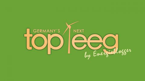 Energieblogger suchen Germany's Next Top EEG
