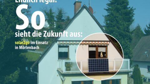 EWR Netz GmbH | Der Sonnenflüsterer