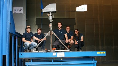 Deutsche Hochschulen gewinnen internationalen Kleinwindanlagen-Wettbewerb