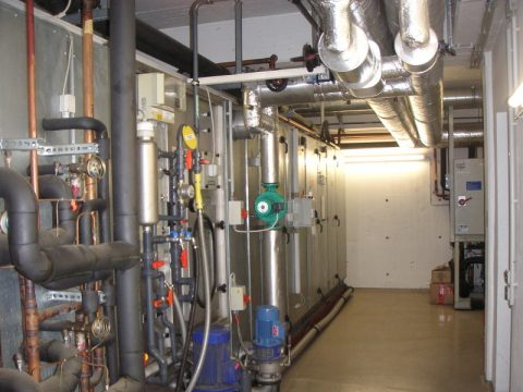 Zum Stand der Energetischen Inspektion von Klimaanlagen