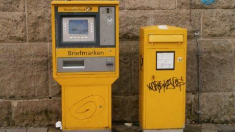 Einfaches Elektrorecycling mit der Deutschen Post