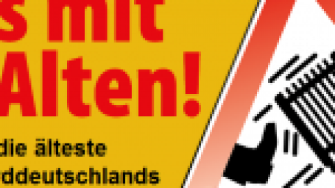 Preisfrage: Wer hat die älteste Heizung Norddeutschlands?