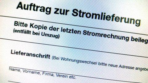Schleswig-Holsteiner können Strompreiserhöhungen zurückfordern