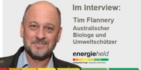 Interview: Tim Flannery – energieheld Blog