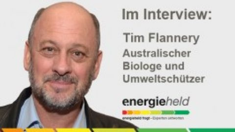 Interview: Tim Flannery – energieheld Blog