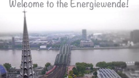 Welcome to the Energiewende