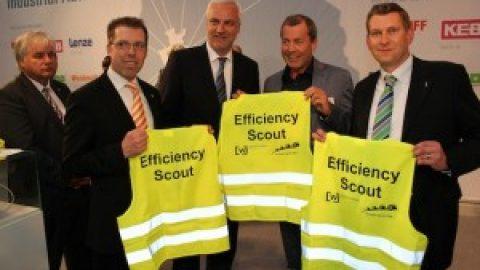 Energie-Scouts auf der Suche nach Energieeffizienz-Potentialen in Unternehmen