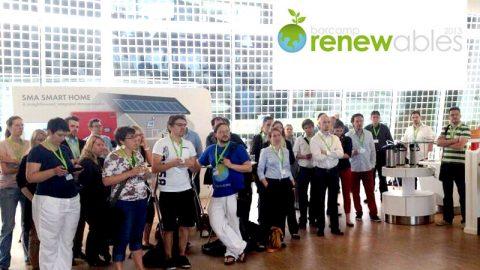 Barcamp Renewables 2013 – austauschen, Wissen teilen, netzwerken