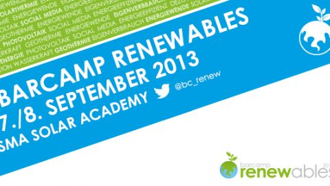 Tipps & Tricks zum Barcamp Renewables 2013