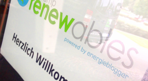 Barcamp Renewables 2014:  Engagiert, vernetzt, erzählt, gelernt