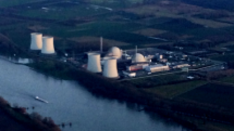 Flexibilität von Atomkraftwerken
