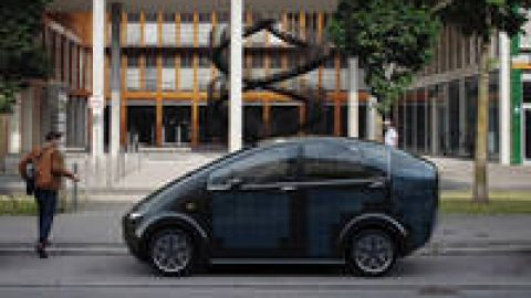 Münchner Startup bastelt an günstigem Solarauto