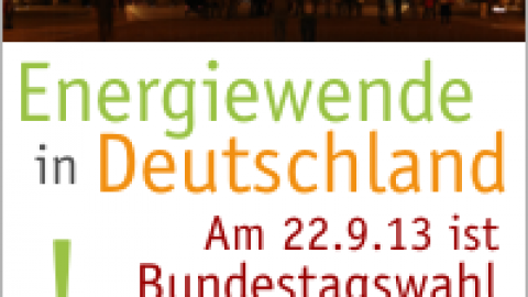 Neue Chance für die Energiewende nach der Bundestagswahl?