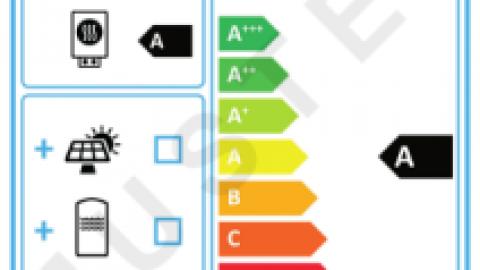Stammtisch Energie, Wuppertal:  Energielabel für Heizkessel