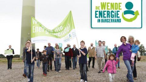Energiewende: Branche und Bürger machen mobil