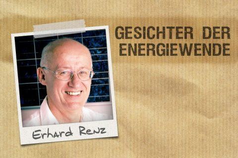 Gesichter der Energiewende: Sonnenflüsterer Erhard Renz