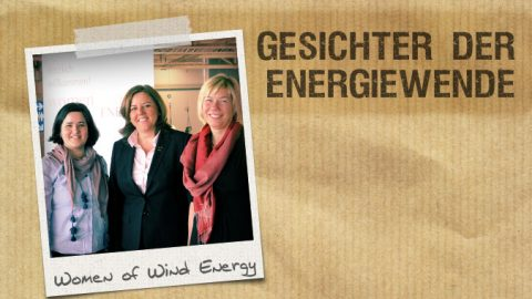 Gesichter der Energiewende: Women of Windenergy