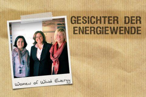Gesichter der Energiewende: Women of Windenergy