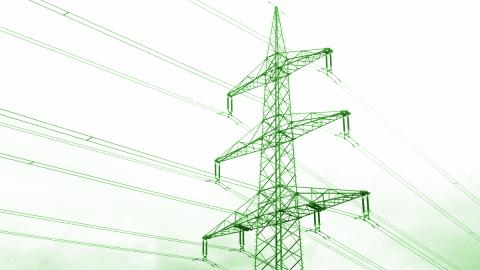 Spuren des Stromausfall in Amsterdam im Netz erkennbar.