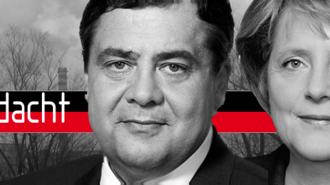 Blackout des Monats an Kanzlerin Merkel verliehen