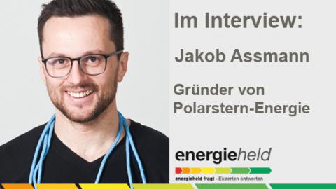 Interview: Jakob Assmann (Polarstern-Energie)