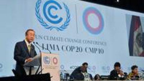 Pariser Klimaabkommen in Sicht