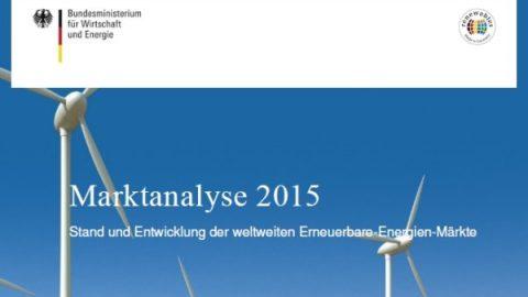 Internationale Marktanalyse zu Erneuerbaren Energien umfasst Kleinwindenergieanlagen