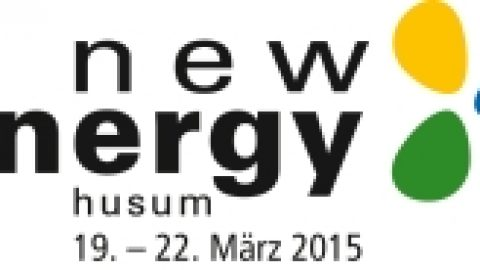 New Energy Husum 2015: Kleinwind-Messe und internationaler Kongress ab 19. März