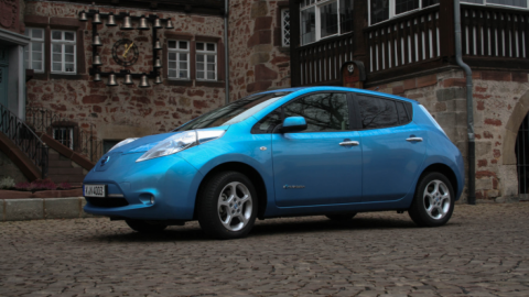 Nissan bietet 5.200 Euro Elektrobonus auf LEAF