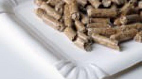 Werden bei der Herstellung von Pellets nur Holzabfälle verwendet?