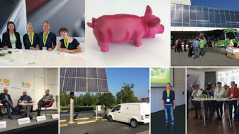Impressionen vom 4. Barcamp Renewables 2015