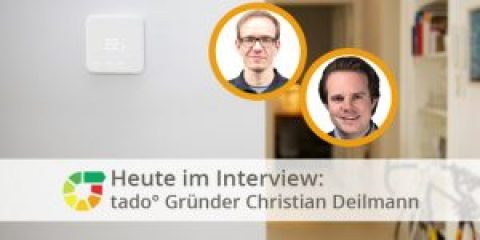 Smart Home meets Sanierung. tado im Interview