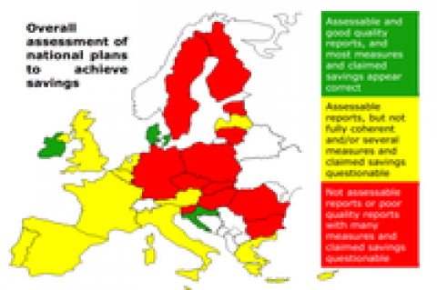 energiezukunft:Viele EU-Länder beim Thema Energieeffizienz renitent