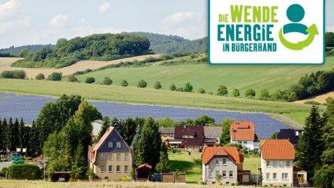 Bürgerenergie: Marktführer der Energiewende