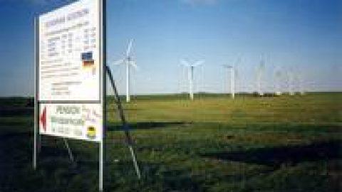 Windkraft: MV will Beteiligungsgesetz