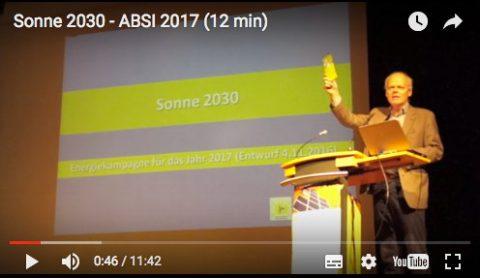 Sonne 2030 – Go Solar… Media!