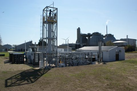 Power-to-Gas Ladetechnologie zur stabilen Energieversorgung