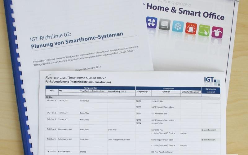 richtlinie f r planung von smarthome systemen energieblogger. Black Bedroom Furniture Sets. Home Design Ideas
