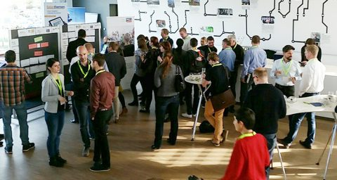 Disruptionen für eine positive Energie-Zukunft: Das Barcamp Renewables 2017