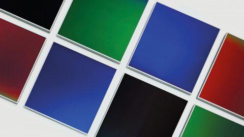 Design trifft Effizienz – Innovative Beschichtung für farbige Photovoltaik-Module
